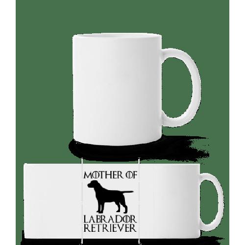 Mother Of Labrador Retriever - Panoramatasse