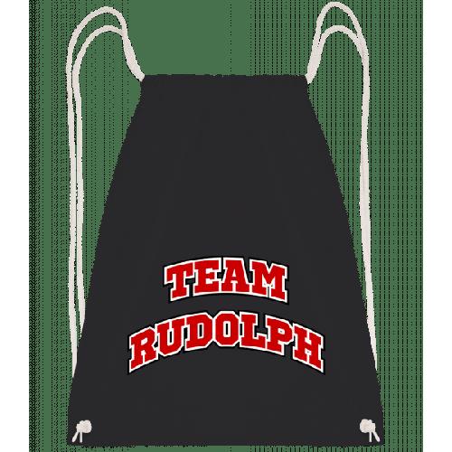 Team Rudolph - Turnbeutel
