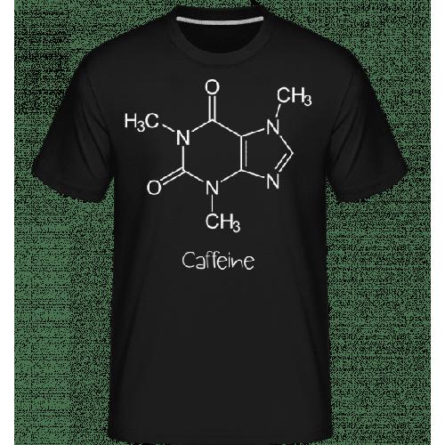 Caffeein Chemische Formel - Shirtinator Männer T-Shirt