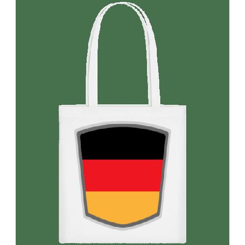 Deutschland Fahne Wimpel - Stoffbeutel