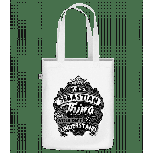 It's A Sebastian Thing - Bio Tasche