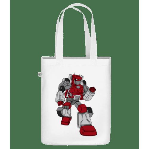 Auto Roboter - Bio Tasche