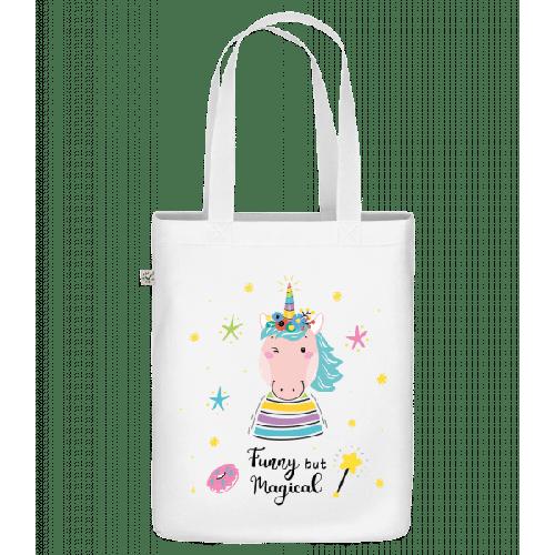 Funny But Magical - Bio Tasche