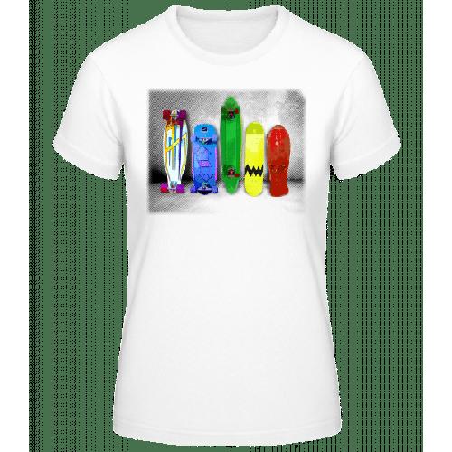 Planches Folles - Basic T-Shirt