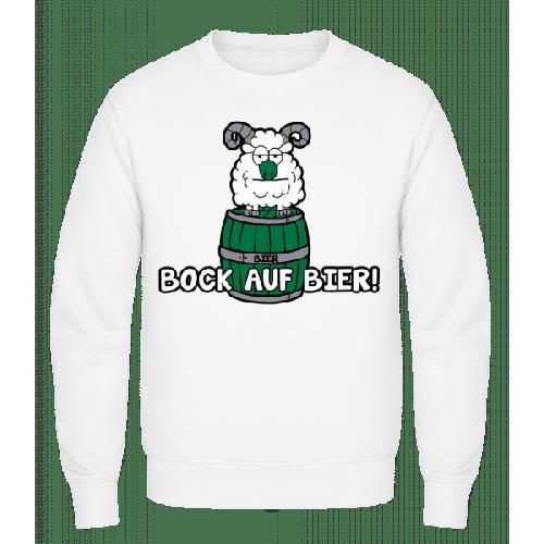 Bock Auf Bier - Männer Pullover