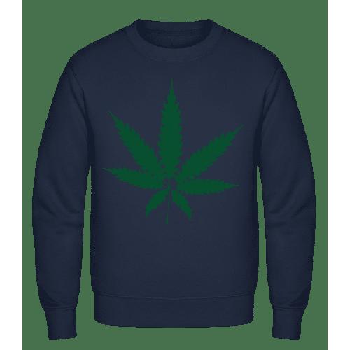 Cannabis - Männer Pullover