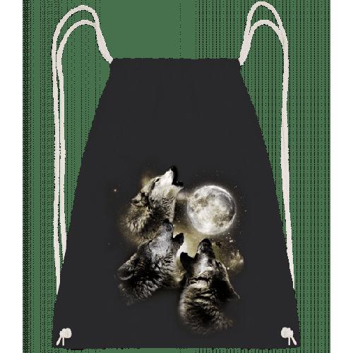 Wolfsmond - Turnbeutel