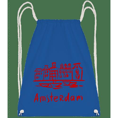 Amsterdam Chinesischer Stil - Turnbeutel