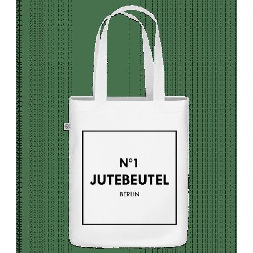 N1 Jutebeutel Berlin - Bio Tasche