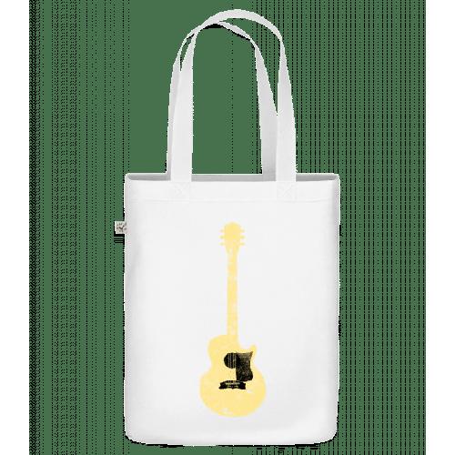 Gitarre Durchsichtig - Bio Tasche