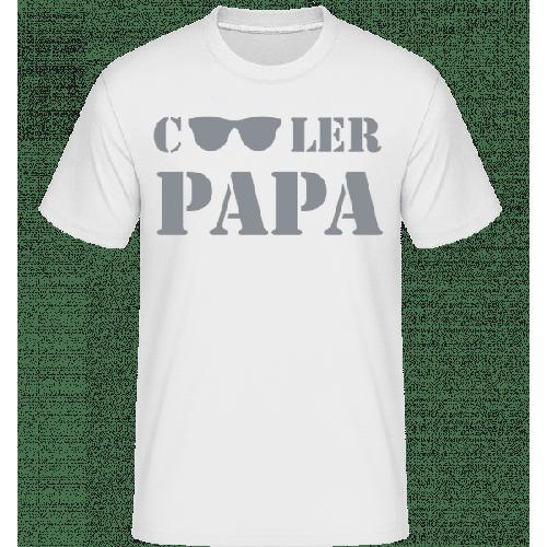 Cooler Papa - Sonnenbrille - Shirtinator Männer T-Shirt