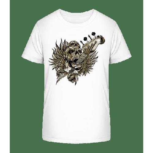Gitarren Tod - Kinder Premium Bio T-Shirt