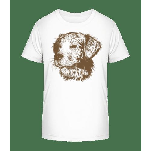 Kleiner Hund - Kinder Premium Bio T-Shirt