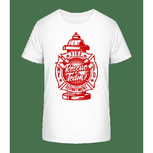 Rescue Team - Kinder Premium Bio T-Shirt