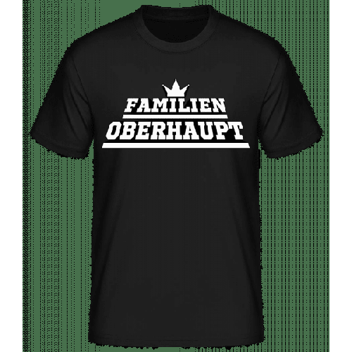 Familien Oberhaupt - Basic T-Shirt