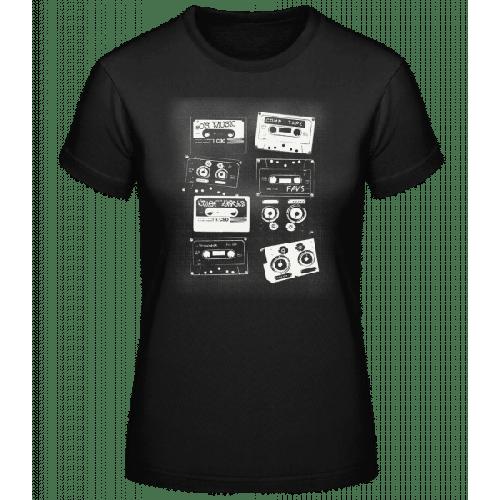 Old Cassettes - Basic T-Shirt