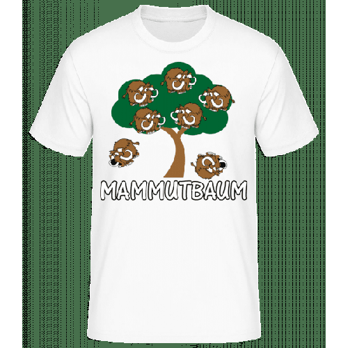 Mammutbaum - Männer Basic T-Shirt