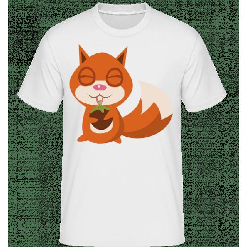 Eichhörnchen Comic - Shirtinator Männer T-Shirt
