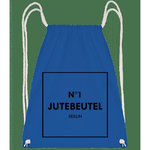 N1 Jutebeutel Berlin - Turnbeutel