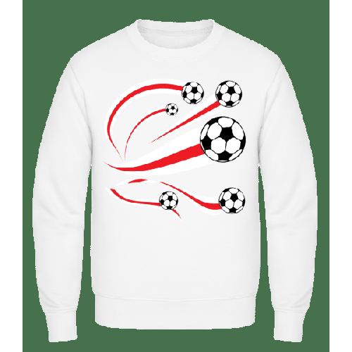 England Fahnen Fußball - Männer Pullover