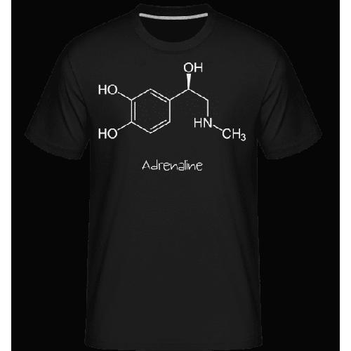 Adrenalin Chemische Formel - Shirtinator Männer T-Shirt
