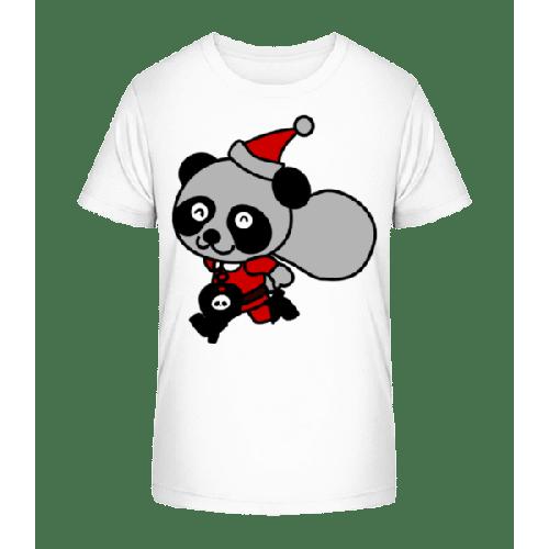 Weihnachtsbär - Kinder Premium Bio T-Shirt