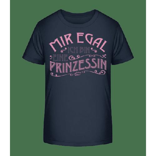 Ich Bin Eine Prinzessin - Kinder Premium Bio T-Shirt