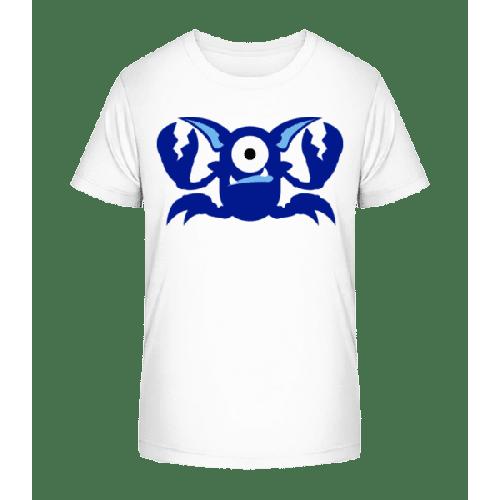 Krabbenmonster - Kinder Premium Bio T-Shirt