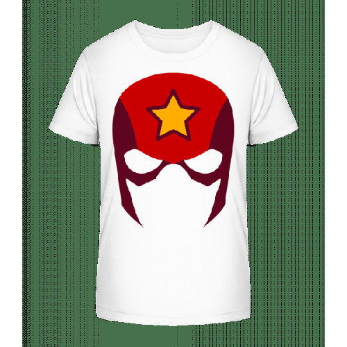 Superhero Icon - Kinder Premium Bio T-Shirt