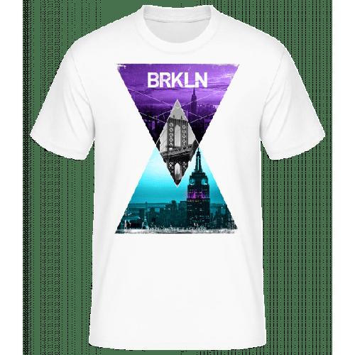 Brooklyn - Männer Basic T-Shirt