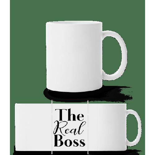 The Real Boss - Panoramatasse