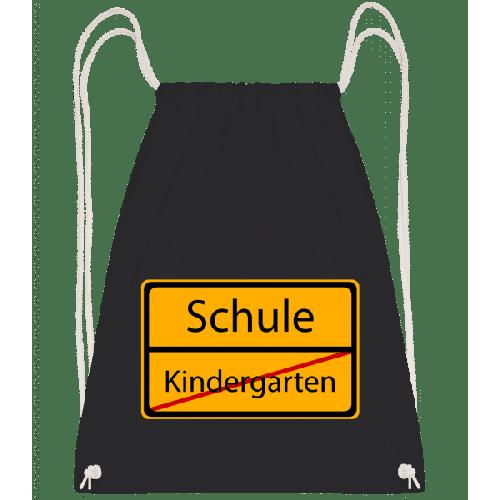 Schule Kindergarten Vorbei - Turnbeutel