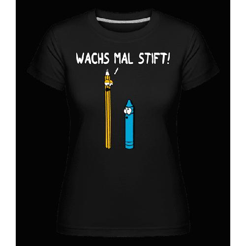 Wachs Mal Stift - Shirtinator Frauen T-Shirt