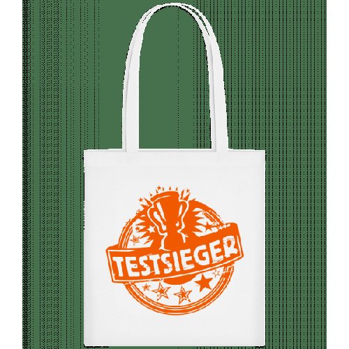 Testsieger Icon - Stoffbeutel