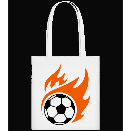 Football Flame - Stoffbeutel