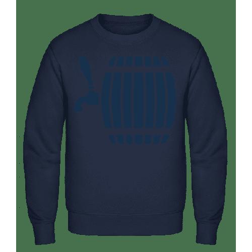 Bierfass - Männer Pullover