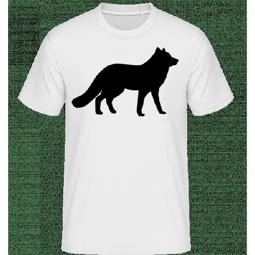 Wolfsschatten - Shirtinator Männer T-Shirt