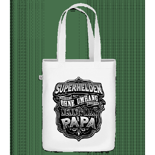 Superhelden Papa - Bio Tasche