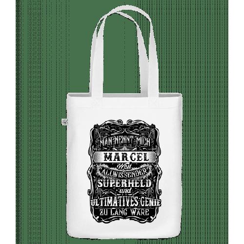 Man Nennt Mich Marcel - Bio Tasche