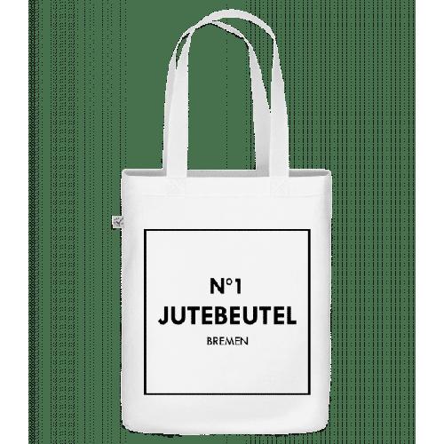 N1 Jutebeutel Bremen - Bio Tasche