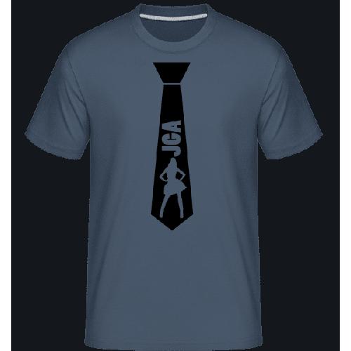 Junggesellenabschied Stripperin - Shirtinator Männer T-Shirt