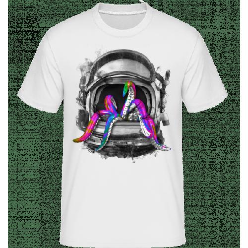 Tintenfisch Helm - Shirtinator Männer T-Shirt