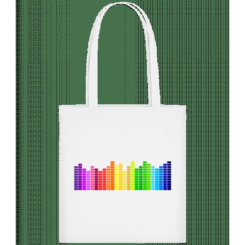 Regenbogen Soundbars - Stoffbeutel