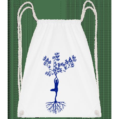 Yoga Harmonie Erde Baum - Turnbeutel