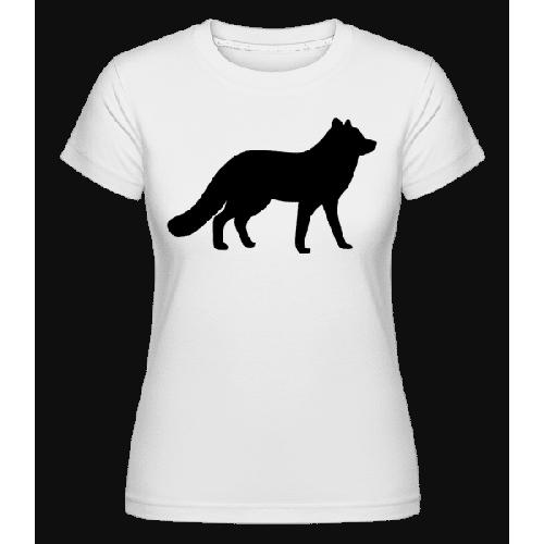 Wolfsschatten - Shirtinator Frauen T-Shirt