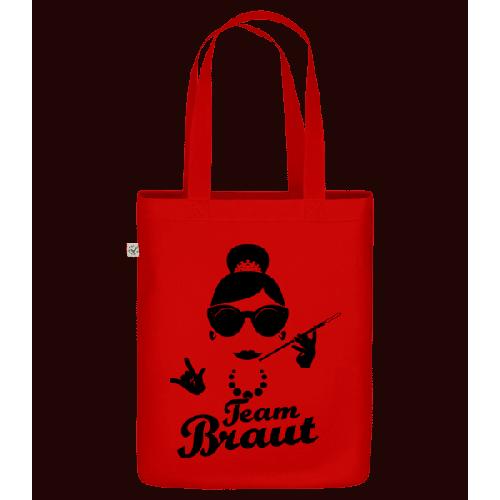 Team Braut - Bio Tasche