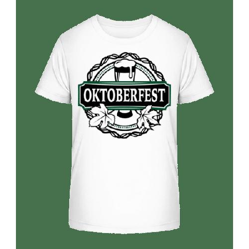 Oktoberfest - Kinder Premium Bio T-Shirt