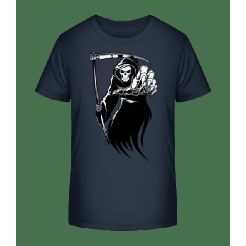 Der Sensenmann - Kinder Premium Bio T-Shirt