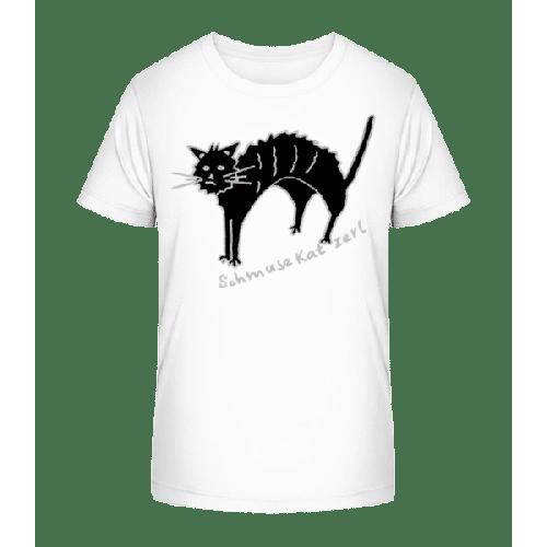Schmuse Katzerl - Kinder Premium Bio T-Shirt