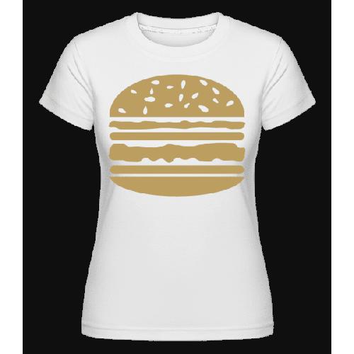 Belegter Burger - Shirtinator Frauen T-Shirt